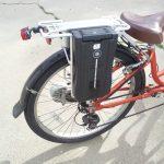 Megéri felszerelni az elektromos bicikli akkumulátort