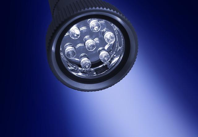 LED világítás