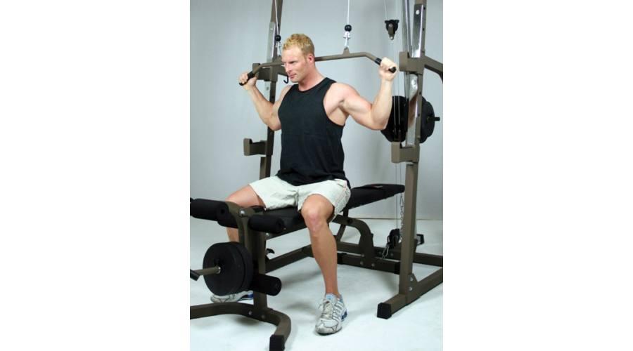 Tárcsasúlyos edzőgép